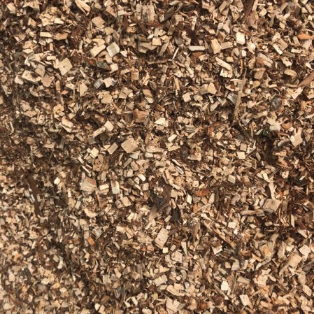 细木屑 硬杂木 适用于香菇秀珍菇木耳栽培 上车价每吨550元 9.6米24吨 安徽滁州全椒县